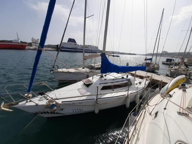 Se vende Derbi Sonar 4T de 125cc en Ciutadella - 1/11